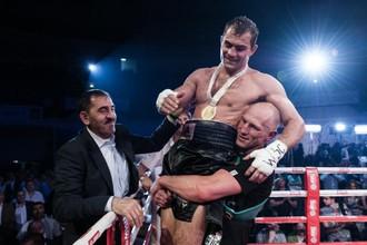 Рахим Чахкиев не собирается опускать руки после поражения от Кшиштофа Влодарчика
