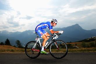 Француз Александр Женье очень уверенно выиграл 15-й этап «Вуэльты» 2013