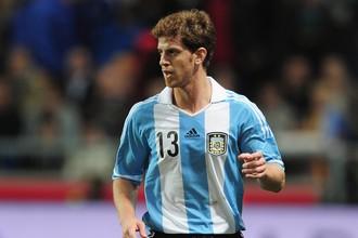 Кристиан Ансальди может стать десятым аргентинцем в составе «Интера»