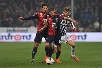 «Ювентус» обыграл «Дженоа» в матче чемпионата Италии