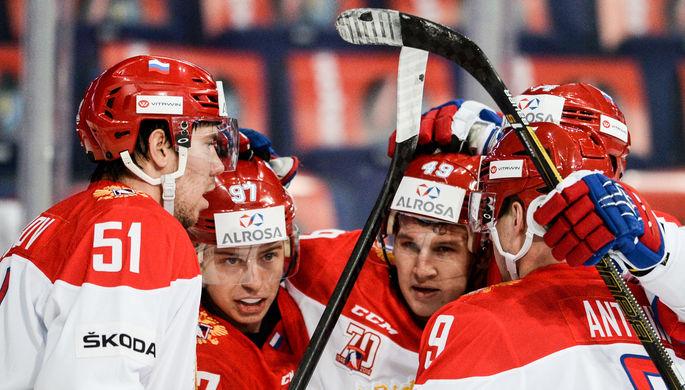 Сборная России закончила финский этап Евротура со стопроцентным результатом