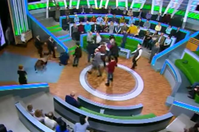 Кадр из видео телеканала «НТВ»