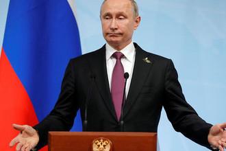 «Думал об этом»: что Путин сказал о своем преемнике