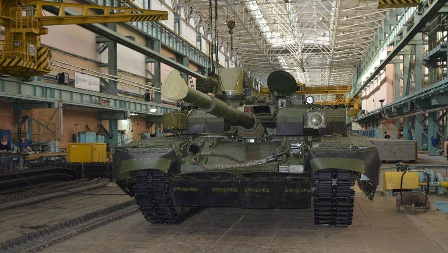 Defense Express: Украина отправила в США основной боевой танк Оплот