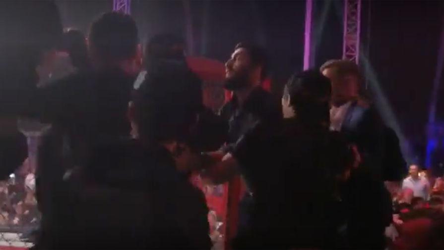 Полиция начала проверку после массовой драки на турнире по ММА в Сочи
