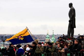 В Чехии похоронен Вацлав Гавел