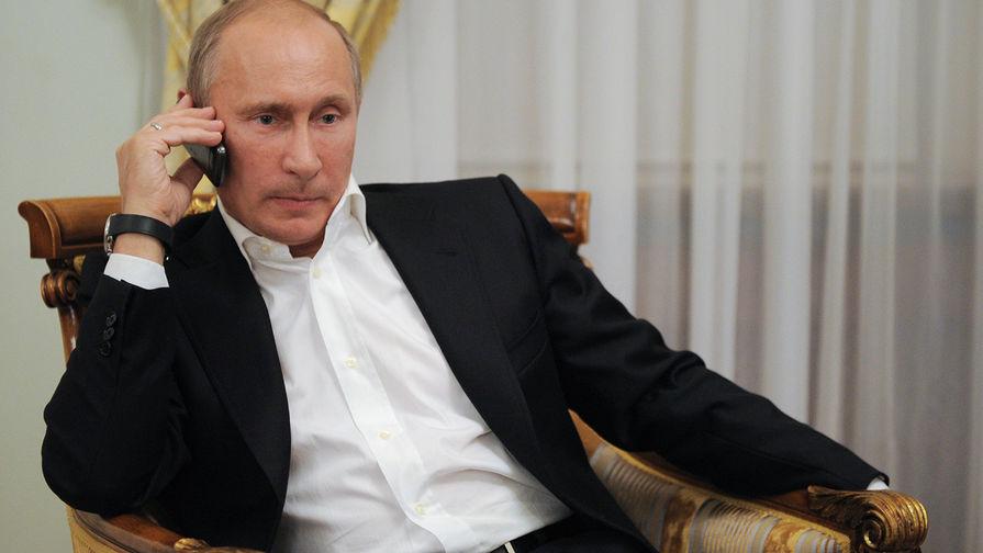 Путин признался, что не пользуется плодами технического прогресса