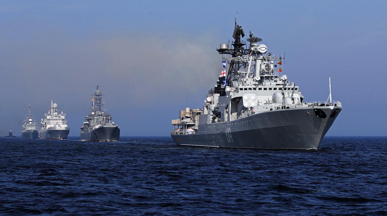 Британские ВМС проследили за российским кораблем в Ла-Манше