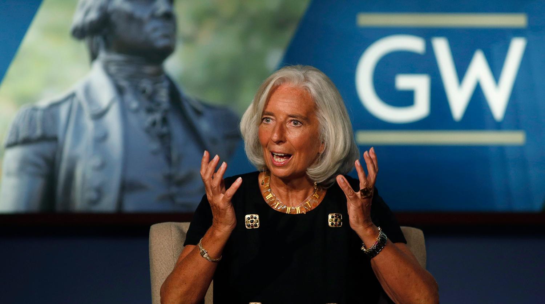 Лагард назвала главную угрозу росту мировой экономики