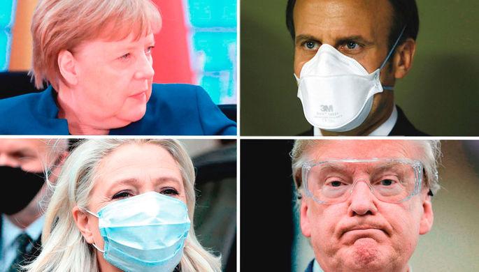 Лидеры на высоте: что будет с рейтингами политиков после коронавируса