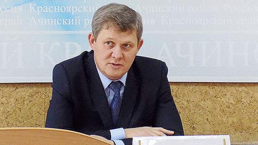 Полиция задержала главу Ачинского района Красноярского края