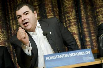 Нобелевский лауреат по физике 2010 года Константин Новоселов