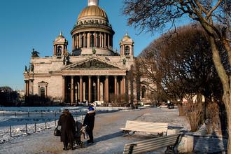 «Никакая передача не нужна»: петербуржцы отстояли Исаакий