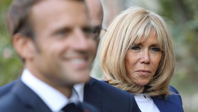 Как живет Брижит Макрон: откровения жены президента Франции