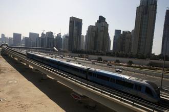 «Дочка» РЖД участвует в тендере на строительство железной дороги в ОАЭ