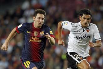 Лео Месси на сей раз не забил в чемпионате Испании