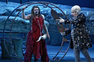 В музыке Вагнера скрыта головная боль. На фото: сцена из оперы «Зигфрид»