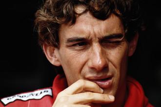 Великий гонщик на все времена — Айртон Сенна