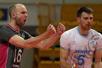 Казанский «Зенит» в шестой раз стал чемпионом России