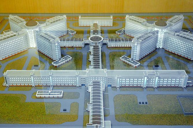 «Кресты-2» будут первым изолятором в Европе, который будет оснащен лифтами