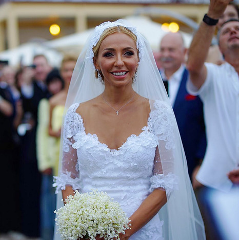 фото татьяны навки и дмитрия пескова свадьба