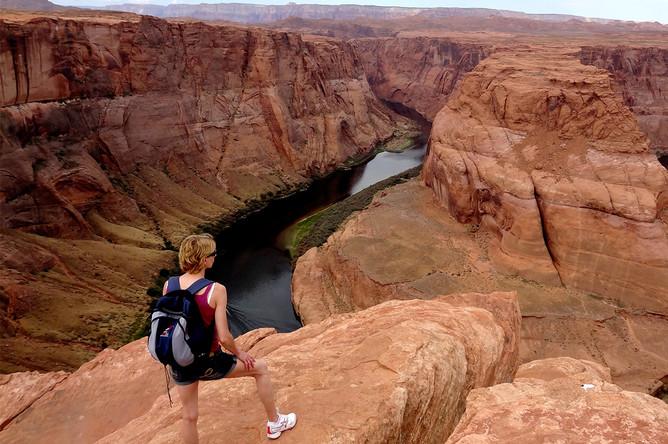 Большой каньон (Гранд-Каньон) — один из самых древних национальных парков в США. С 1979 года Большой каньон входит в список Всемирного наследия ЮНЕСКО