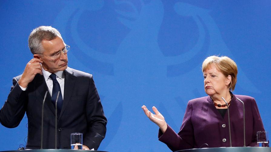 Раскол в НАТО: Меркель ответила Макрону