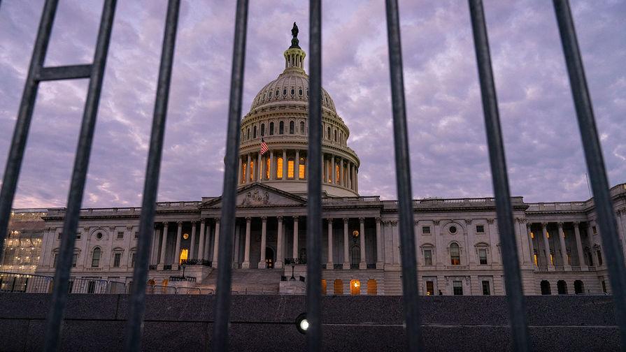 В Сенат США поступил законопроект о санкциях против «Северного потока — 2»