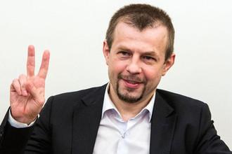 Бывший мэр Ярославля Евгений Урлашов во время оглашения приговора в Кировском районном суде, 3 августа 2016 года