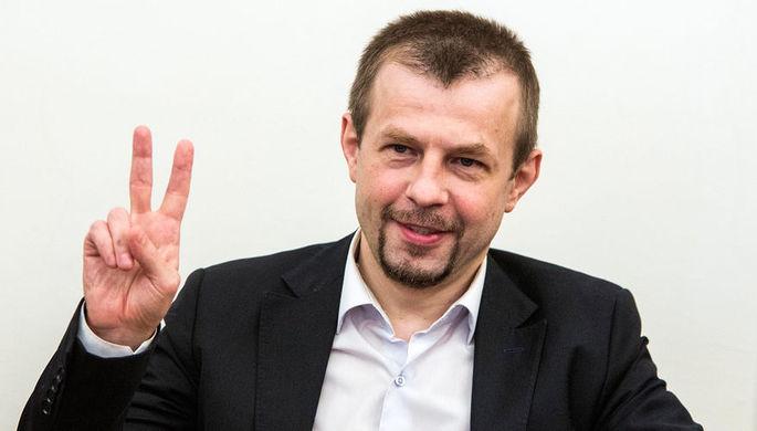 Бывший мэр Ярославля Евгений Урлашов во время оглашения приговора в Кировском районном суде, 3...