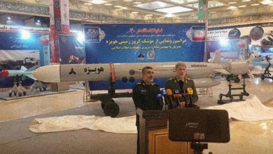 Иран отверг «необоснованные» претензии ЕС по ракетам