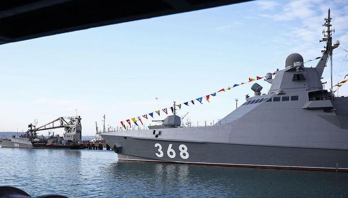 Ракетные засады России: NI похоронило американский флот