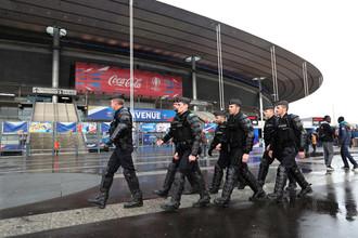 Евро-2016. «Стад де Франс»