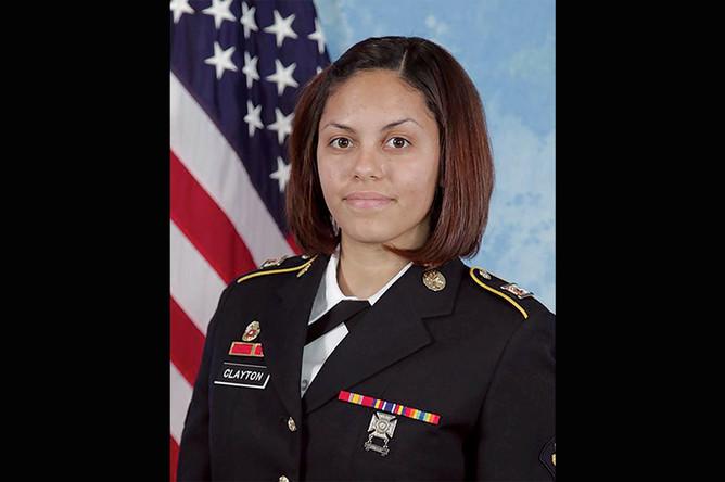 Военный фотограф армии США Хильда Клейтон, погибшая в 2013 году в Афганистане