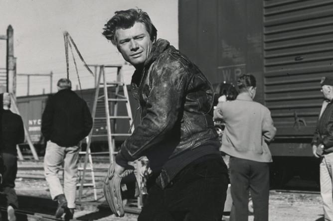 Кадр из фильма «Возвращение Баса Райли» (1965)