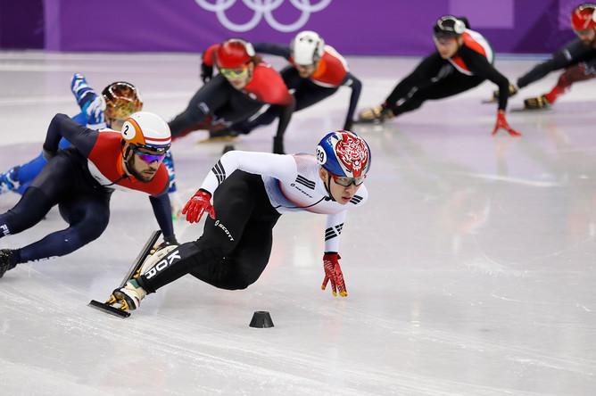 Семен Елистратов завоевал бронзовую награду на дистанции 1500 метров
