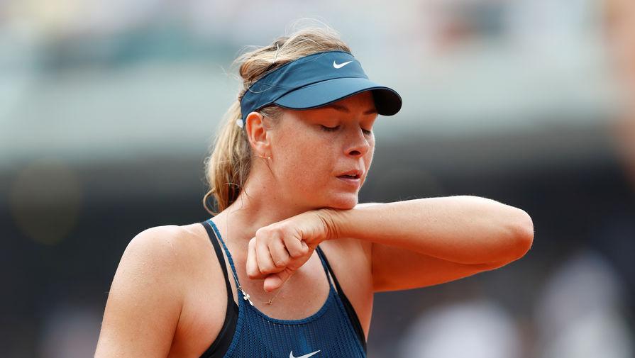 Шарапова проиграла Кербер и вылетела со второго круга Mallorca Open