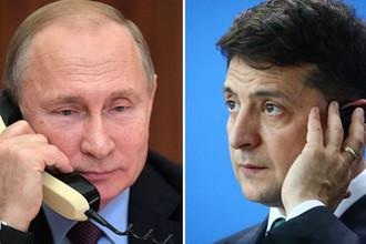 «Корона не спадет»: Зеленский о разговоре с Путиным