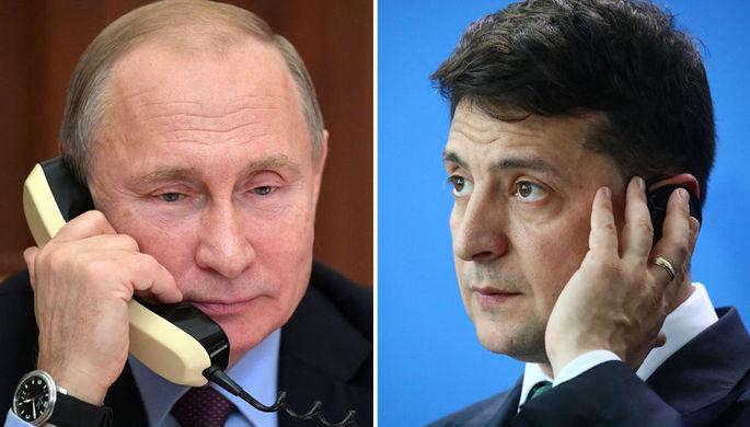 «Все будут отвечать»: Зеленскому не давали говорить с Путиным