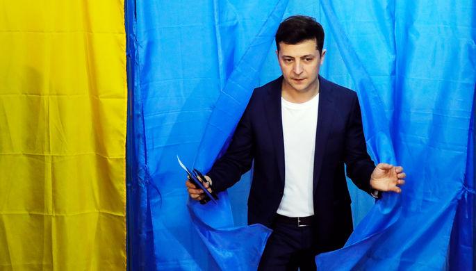 Зеленский теряет доверие украинцев