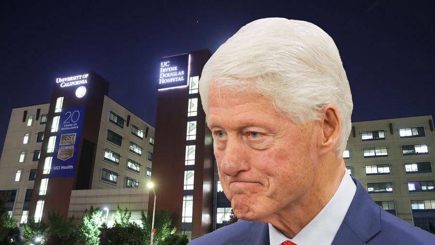 Байден постучал по дереву, чтобы уберечь Клинтона от сглаза