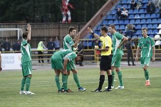 «Томь» одержала четвертую победу в сезоне