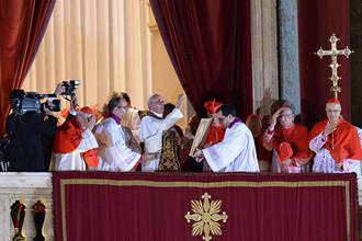 С приходом нового папы в католической церкви ожидают заметных изменений