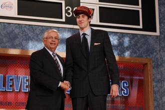 На драфте НБА Сергей Карасев выбран «Кливлендом» под 19 номером