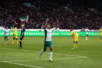 Аилтон оформил дубль в игре с «Ростовом» и принес «Тереку» победу