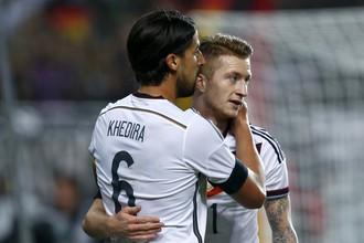 Гол Марко Ройса не помог сборной Германии обыграть Австралию