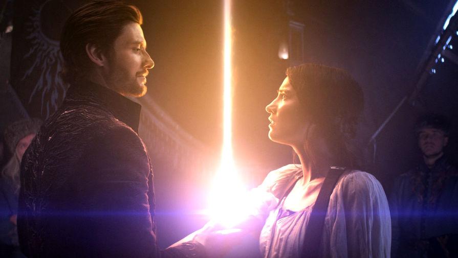 Кадр из сериала «Тень и кость» (2021)