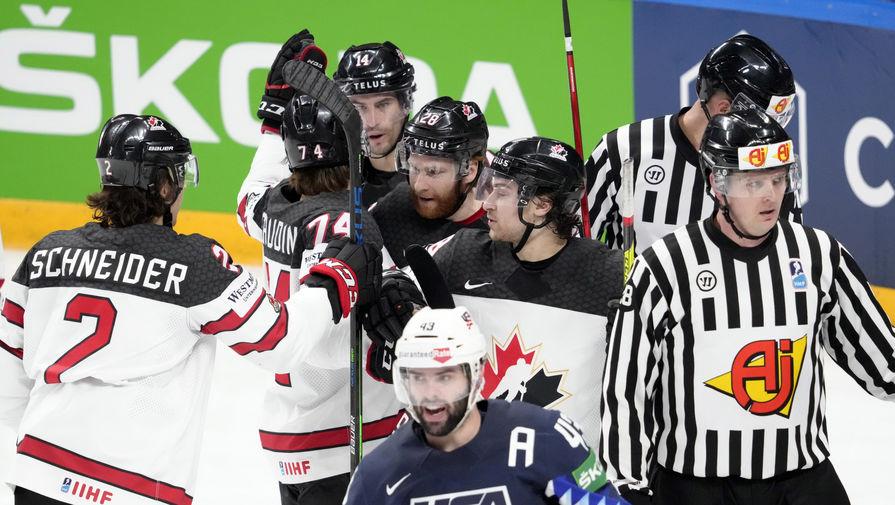 Впереди борьба за золото: Канада разбила США в полуфинале ЧМ
