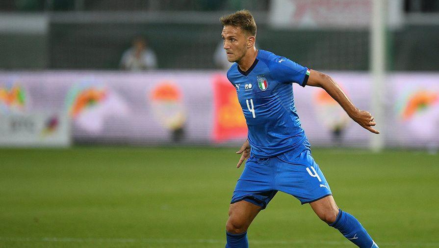 Италия обыграла Польшу в матче Лиги наций
