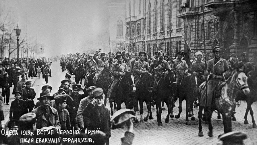 100 лет назад на Украине началось восстание атамана Григорьева